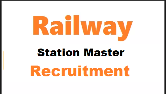 railway station master recruitment