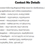 ssc contact number