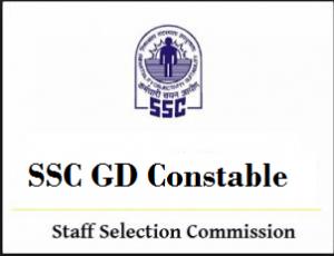 ssc gd constable admit card