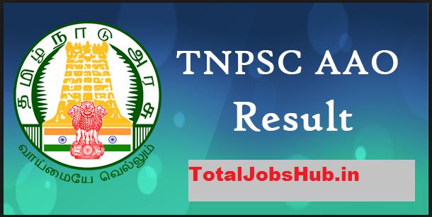 tnpsc aao result