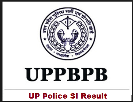 up police si result