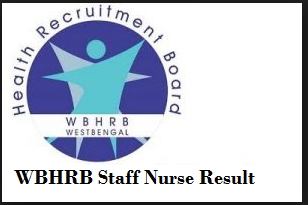 WBHRB Staff Nurse Result