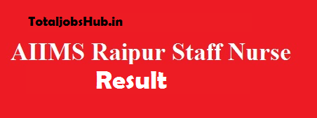 aiims raipur result