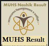 MUHS Nashik Result