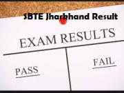 sbte jharkhand result