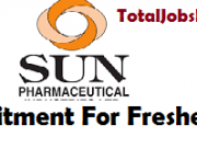 sun pharma recruitment