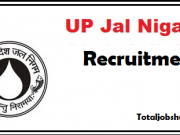 up jal nigam recruitment