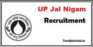 up jal nigam recruitment