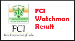 fci watchman results