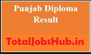 punjab diploma result