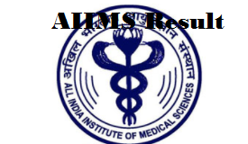AIIMS Bhubaneswar Junior Resident Result