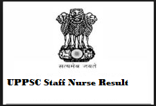 UPPSC Staff Nurse Result