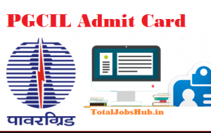 Power Grid Diploma Trainee Admit Card