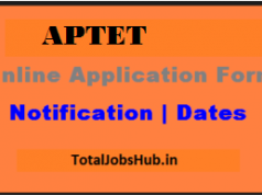 aptet application form 2018