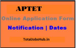 aptet application form 2019