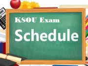 ksou time table