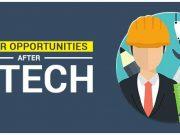 Career Opportunities After B.Tech