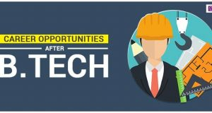 Career Opportunities After B.Tech