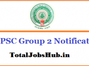 appsc group 2 notification