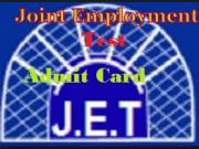 jet admit card