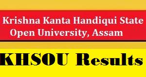 kkhsou result
