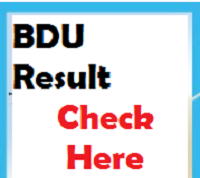 bdu result