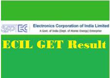 ecil get result