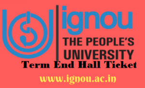 ignou hall ticket june