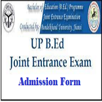 up b.ed notification