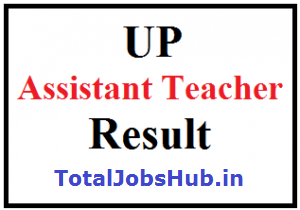 UP Assistant Teacher Result