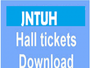 jntuh hall ticket