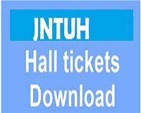 jntuh hall ticket
