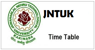 jntuk time table