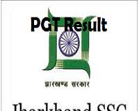 jssc pgt result