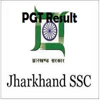 JSSC PGT Result 2018 Jharkhand PGT Cut Off Marks www.jssc.in