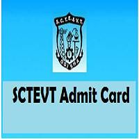 sctevt admit card