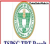 tspsc trt result