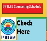 up b.ed counselling