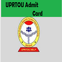 uprtou admit card