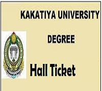 Kakatiya University Hall Tickets