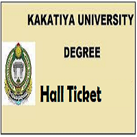 Kakatiya University Hall Tickets