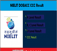 doeacc ccc result