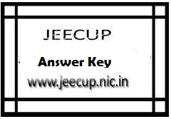 jeecup answer key