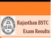 rajasthan bstc result