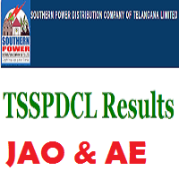 tsspdcl jao result