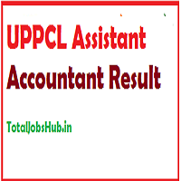 UPPCL Assistant Accountant Result 2019 Merit List, Cut Off Marks