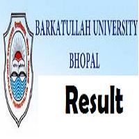 Barkatullah University Result 2020 BU Bhopal 1 2 3 4 5 6 7 8 Sem