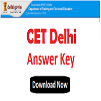 Delhi Polytechnic CET Answer Key