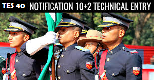 Indian Army 10+2 TES 40 Online Form