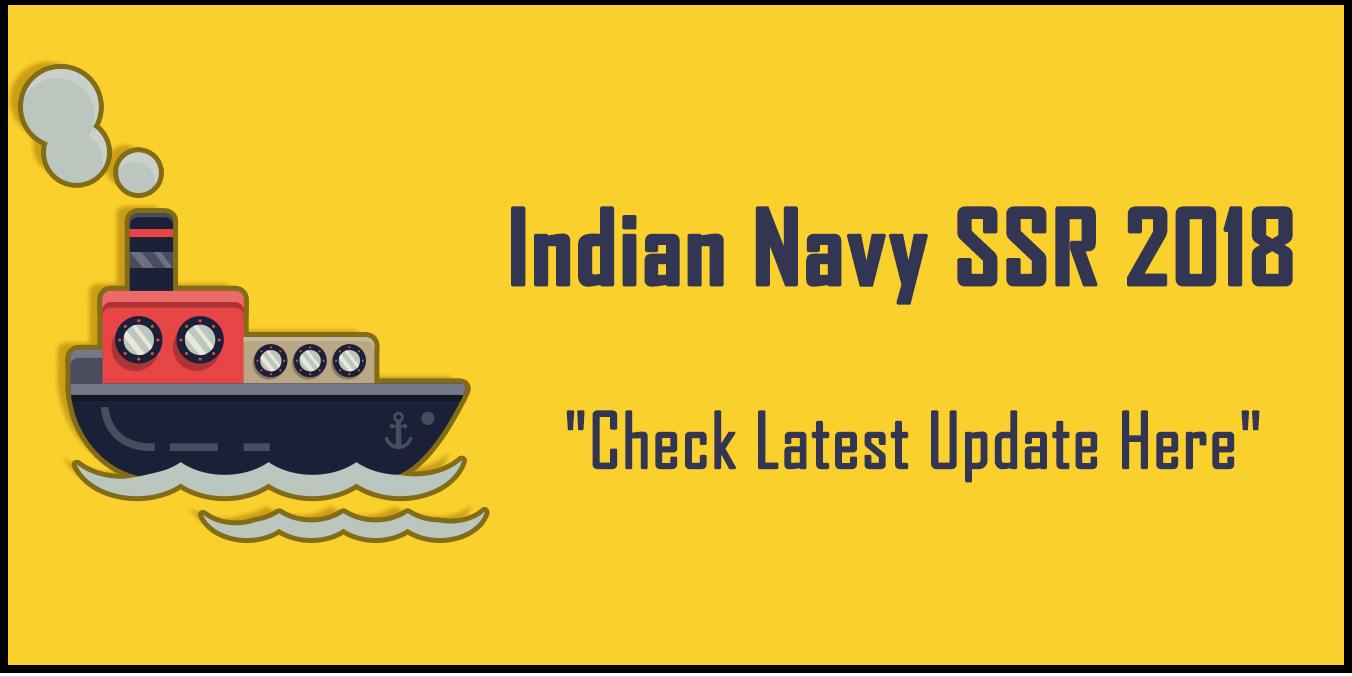 Indian Navy SSR 2/2019